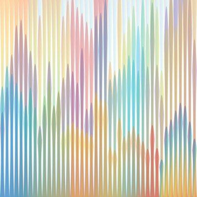 Image sfondo strisce colorate