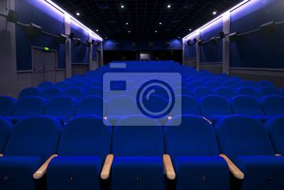 sièges vides cinéma ou de théâtre