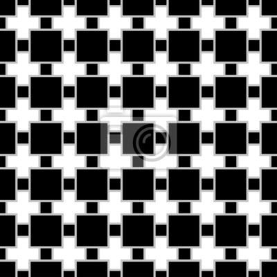 Simple seamless géométrique