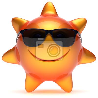 Smiley Sourire Été Lunettes Soleil Dessin Thsqcdr Joyeux Star Face 4Lq3ARj5