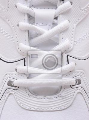 Sneaker Laces Gros plan