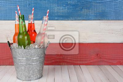Soda Seau Horizontal