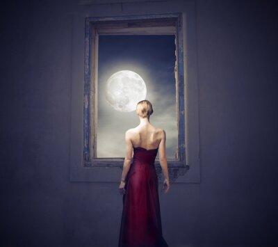 Image Sous le clair de lune