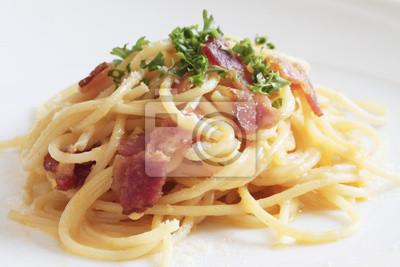 spaghetti cobonara