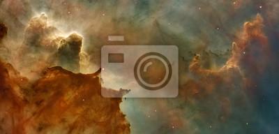 Star Birth in the Carina Nebula (aussi connu sous le nom de Grand Nébuleuse)