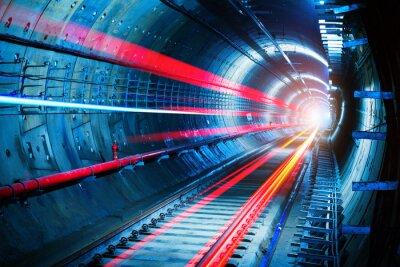 Image Subway Tunnel