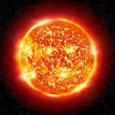 Image Sun Planet