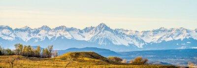 Image sur les contreforts des Rocheuses colorado