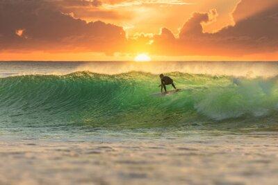 Image Surfeur à Sunrise