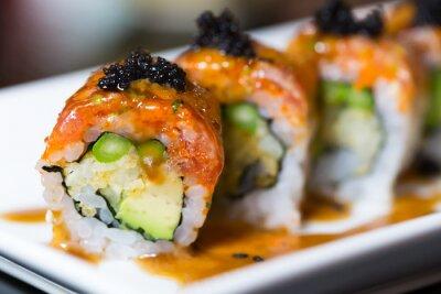 Image Sushi roll