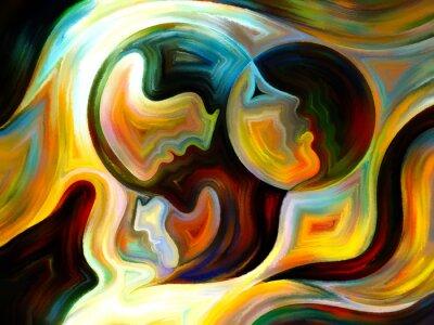 Image Synergies de peinture intérieure