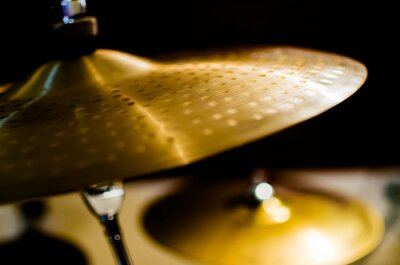 Image Tambours, cymbales et instruments