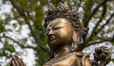 Image Tara-Kopf, Népal