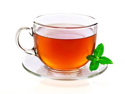 Image Tasse de thé à la menthe