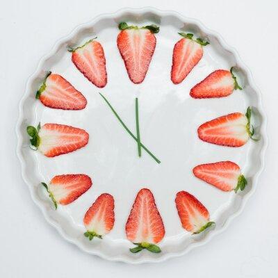 Image Temps pour des fraises