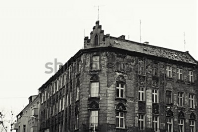 Image Tenement House Old Apartment