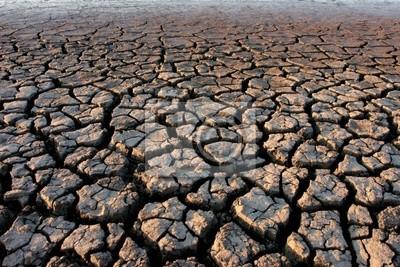 terre desséchée