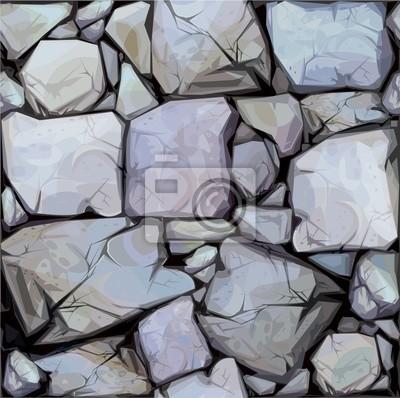 Texture homogène de pierres en couleurs gris.