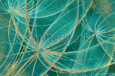 Image Textured fond abstract flower with prayed flower with a blue hair and pain, on the hair, toiles for the design, tapis, papier peint, carreaux de céramique, cadre de