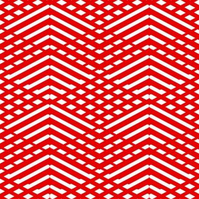 Image Tile motif rouge et blanc ou vecteur fond d'écran