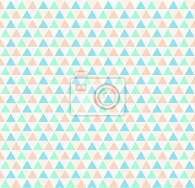 Toile de fond mosaïque colorée