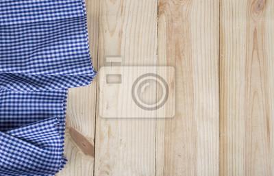 Toile, serviette, bois, fond