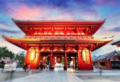 Image Tokyo - Japon, Temple d'Asakusa