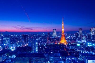 Image Tokyo, tour, Tokyo, Japon