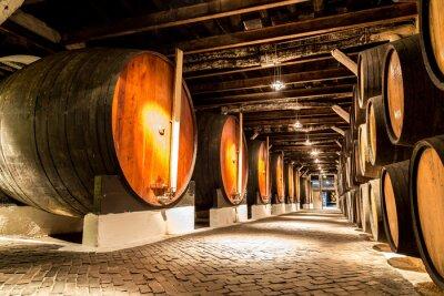 Image Tonneaux à Porto, Portugal
