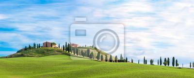 Image Toscane, paysage