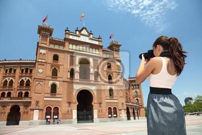 Tourisme de Madrid - Plaza de Toros de Las Ventas, Espagne