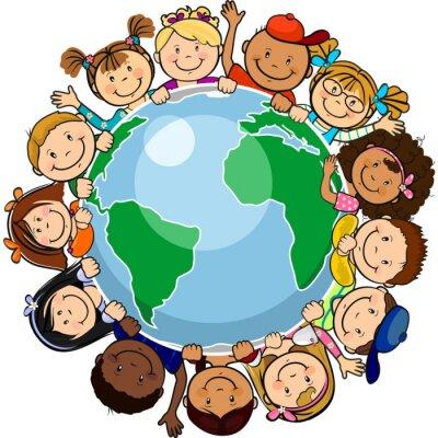 Image Tous unis dans le monde