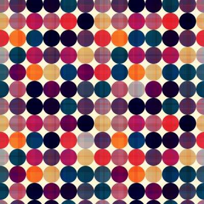Image transparente cercles texture de fond