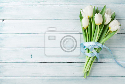 Image Tulipes blanches