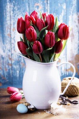 Image Tulipes de printemps