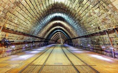 Image Tunnel de chemin de fer