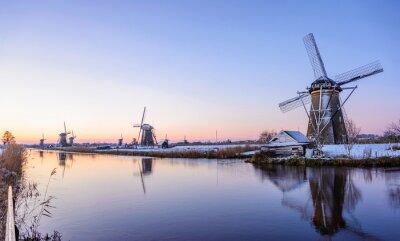 Image Un matin d'hiver aux Pays-Bas