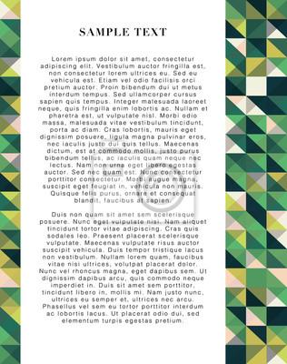 Image Une Mise En Page Vierge Dans Un Style Dart De Pixel