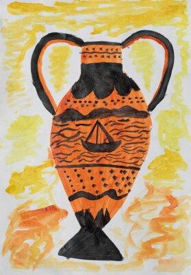 Image Vase antique
