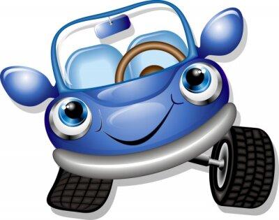 dessin animé sur les voitures – groupe sister