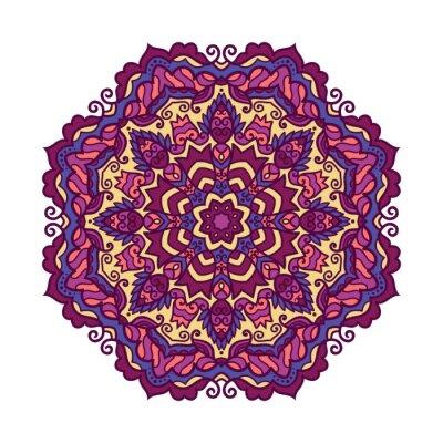 Image Vecteur, mandala, ornement
