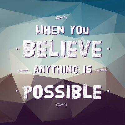 Image Vecteur: Motivation Quote