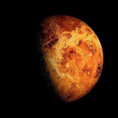 Image Venus Éléments de cette image fournis par la NASA