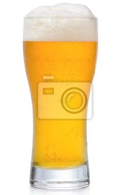 verre avec de la bière