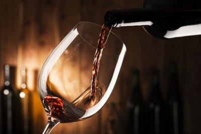 Image Verre, rouge, vin