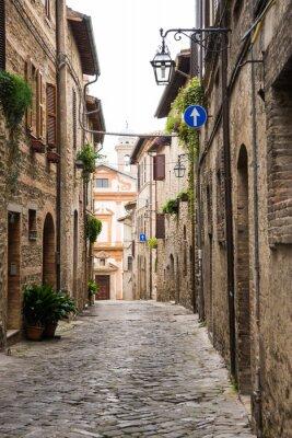 Image Vicolo romantico in Italia