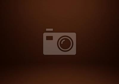 Image Vide studio brun, utilisé comme arrière-plan pour afficher vos produits