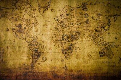 Image vieille carte