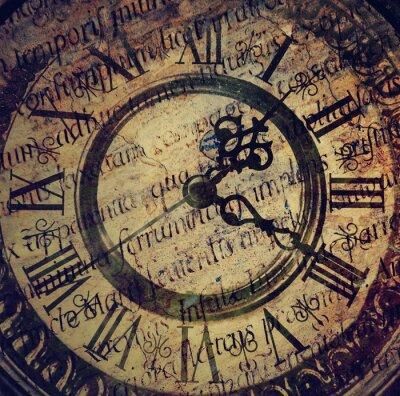 Image Vieille horloge antique