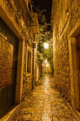 Image Vieille ville à Budva Monténégro